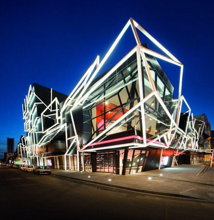 Melbourne Theatre Company | ARM Architecture http://www.arch2o.com/melbourne-theatre-company-arm-architecture/