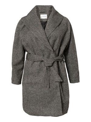 JUNAROSE - Vinteruld frakke!  - Er helt forelsket!  Der må spares op fra nu af.