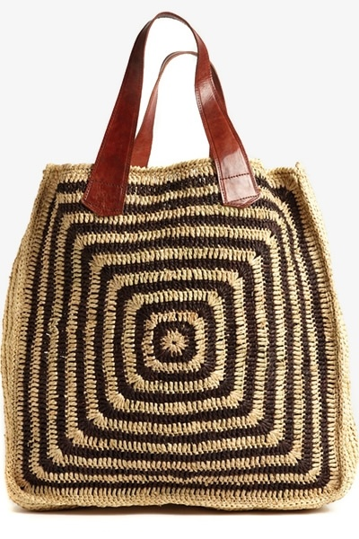 Beklina : African Straw Totes $98. ($50-100) - Svpply