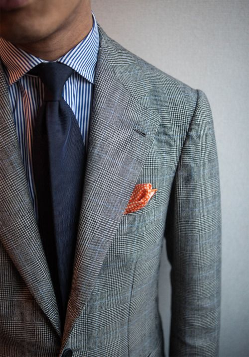Details Make The Difference #9 Follow...   MenStyle1- Men's Style Blog