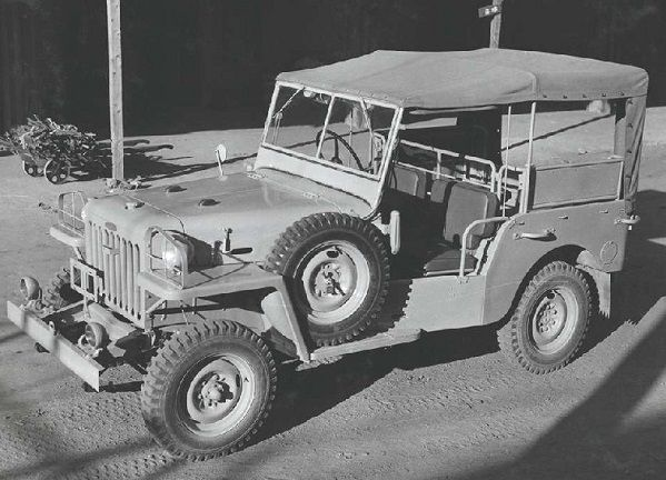 This Toyota SUV was first introduced in Japan in 1951 as a military vehicle and was known as the Toyota BJ. It was first designed with off-roading