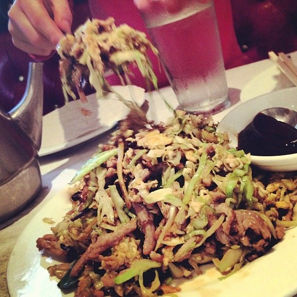 Marvelous Moo Shu Pork - Foodista.com