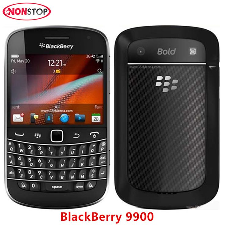 Unlocked Original BlackBerry Bold Touch 9900 Original Single Core 5MP 8GB ROM Black Berry Cell Phone Refurbished Mobile Phone //Price: $5126.00 & FREE Shipping //     #beauty