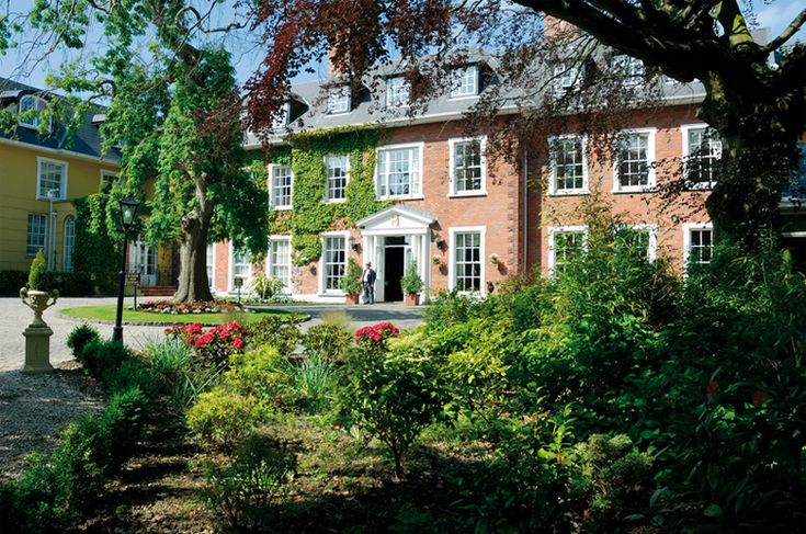 Hayfield Manor, Cork, Ireland  You will find Irish charm in every room of this gorgeous property, perfectly located for those who want a stay in Cork.