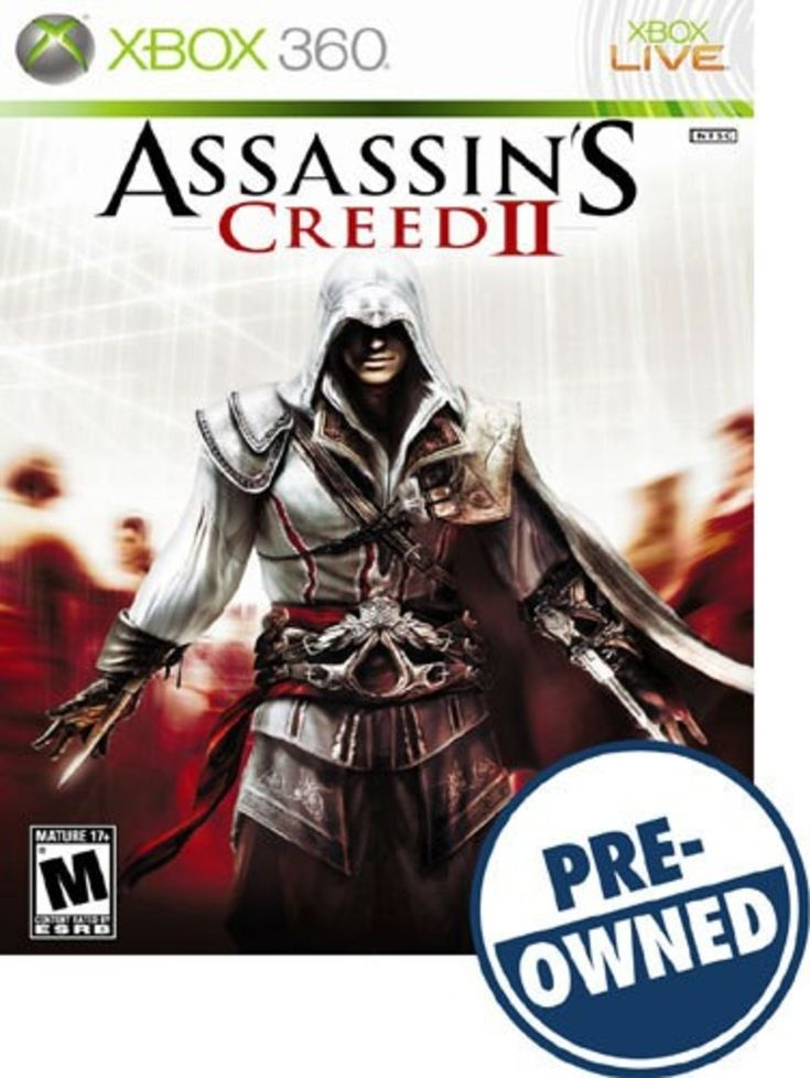 Assassin's Creed II — PRE-Owned - Xbox 360