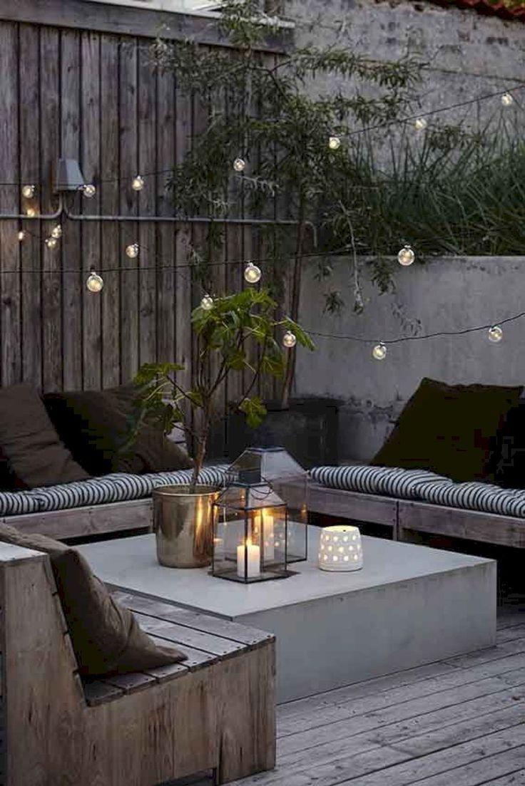 Cool 55 Fresh Modern Backyard Landscaping Design Ideas. # #BackyardLandscapingDesignIdeas #ModernBackyardLandscaping