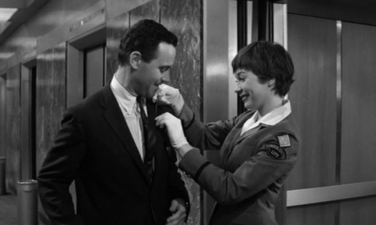 Películas románticas que puedes ver en Netflix este San Valentín: The Apartment.