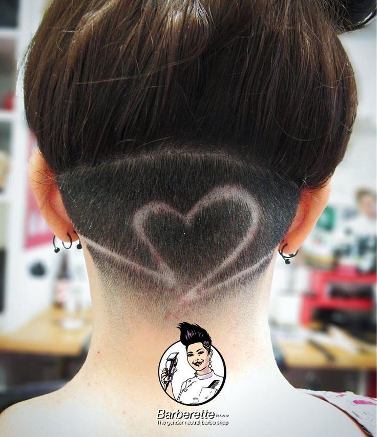 Best 25 undercut designs ideas on pinterest undercut for Tattoo hair line