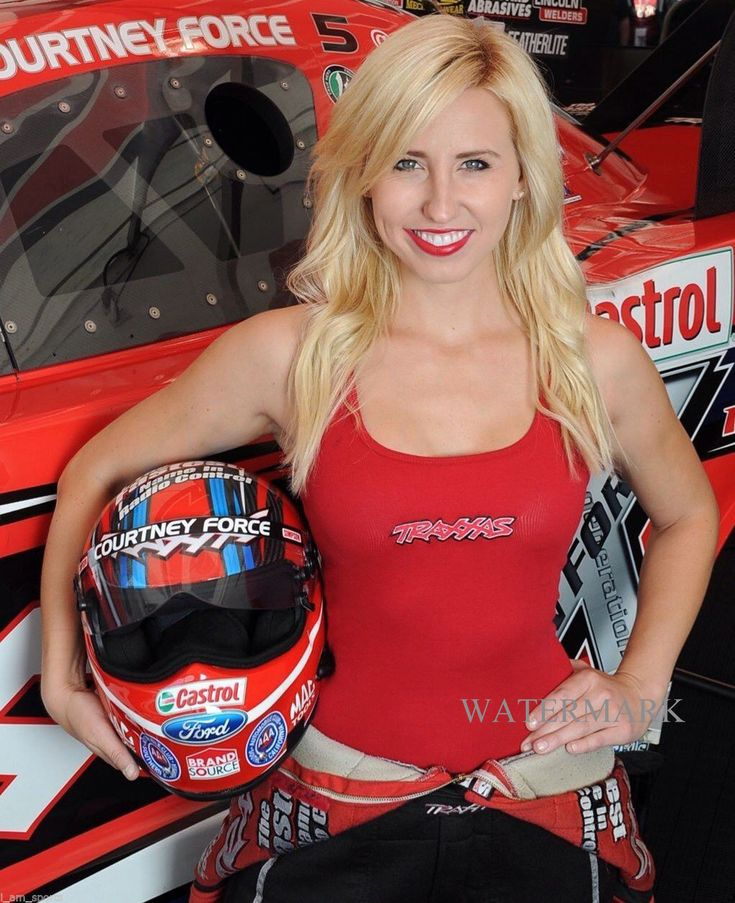 Courtney Force  NHRA  Drag Racing Driver