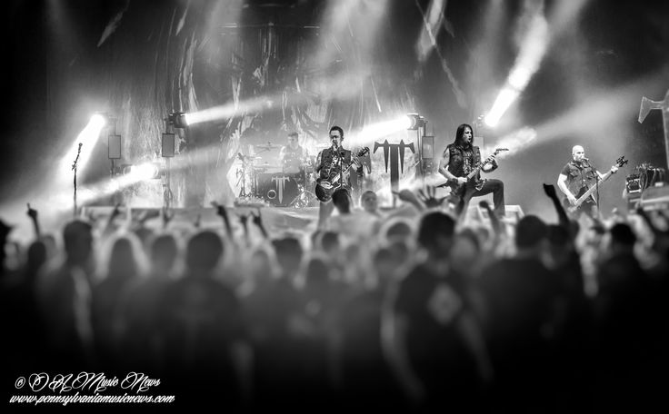 Stage AE Pittsburgh PA | Trivium – Vengeance Falls | Official Site | Photos