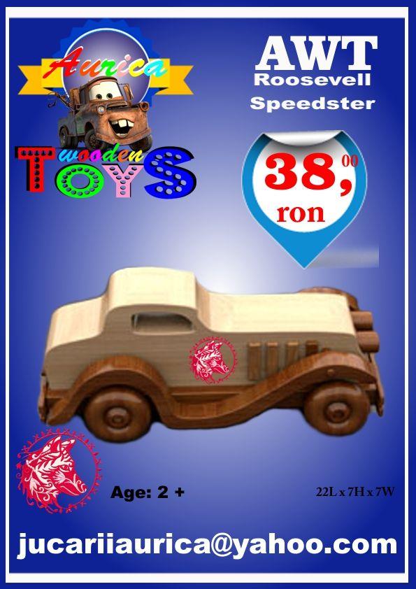 AWT Roosevell Speedster