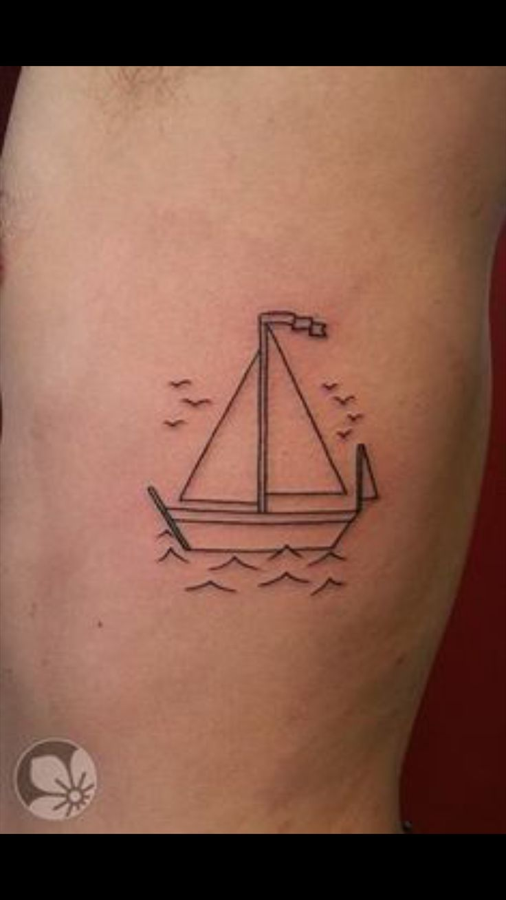 20 best ideas about boat tattoos on pinterest sailboat. Black Bedroom Furniture Sets. Home Design Ideas