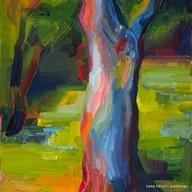 Tree trunk (Sanborn park)