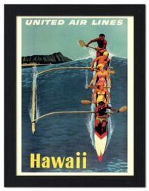 Reisposter Hawaï