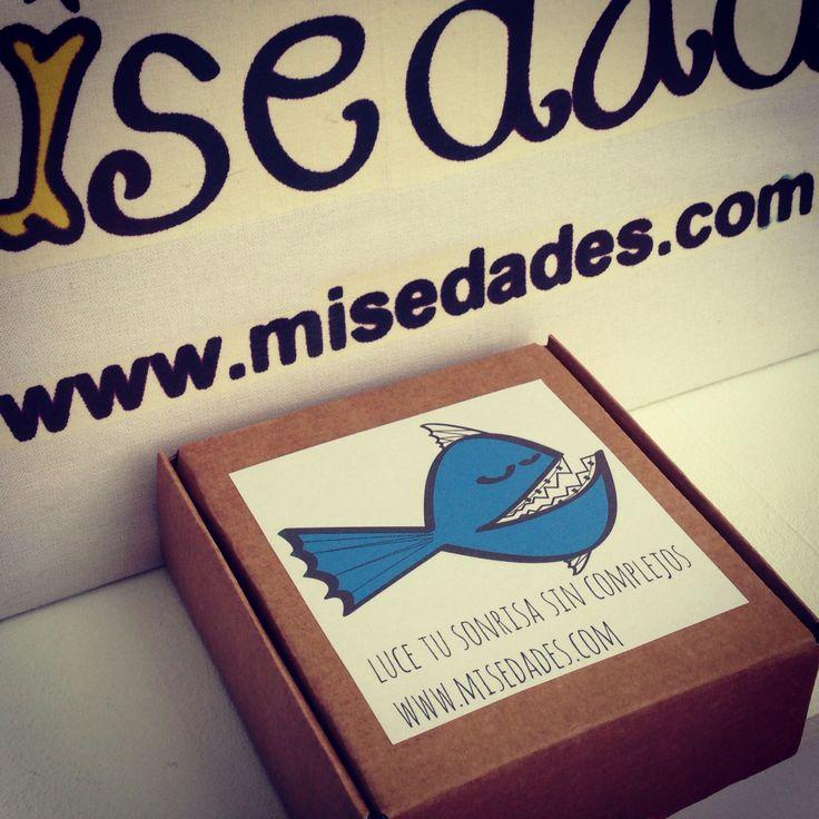 Packaging de Misedades: camiseta para bebé