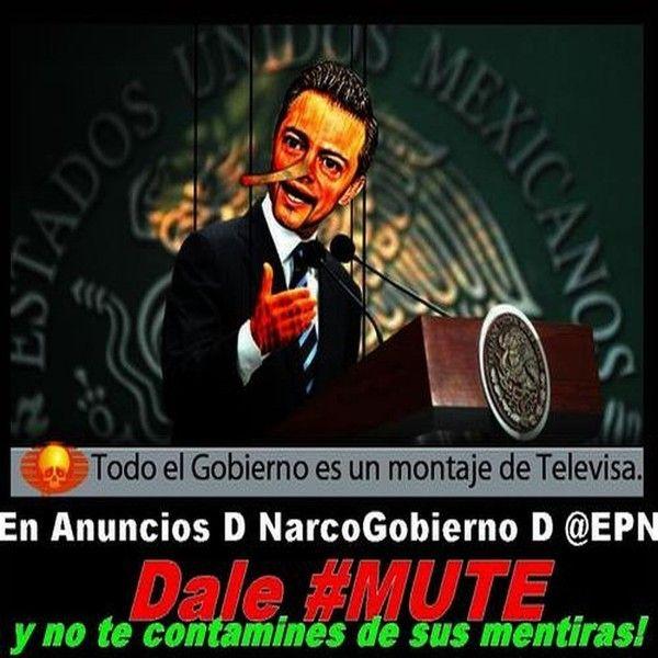 #MORENA RT pic.twitter.com/GtXQUBlsZ1 @AristotelesSD RT @lopezobrador_: Los que impusieron a EPN, dueños del negocio del fútbol, no quieren que la gente vote y organizan un partido México-Brasil. Puro circo
