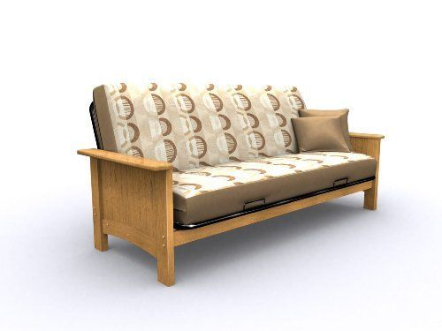 american furniture alliance cottage grove metal wood frame full golden oak by american furniture best 25  traditional futon frames ideas on pinterest   traditional      rh   pinterest
