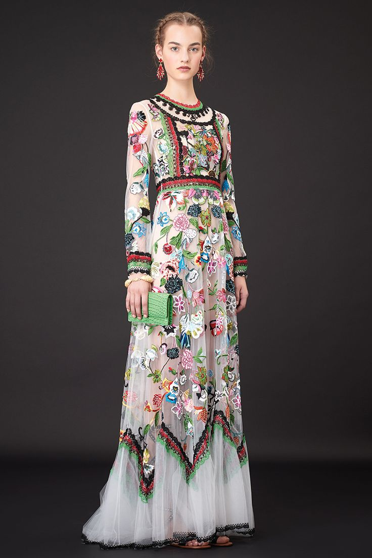 Valentino Resort 2015. Read the review on Vogue.com.
