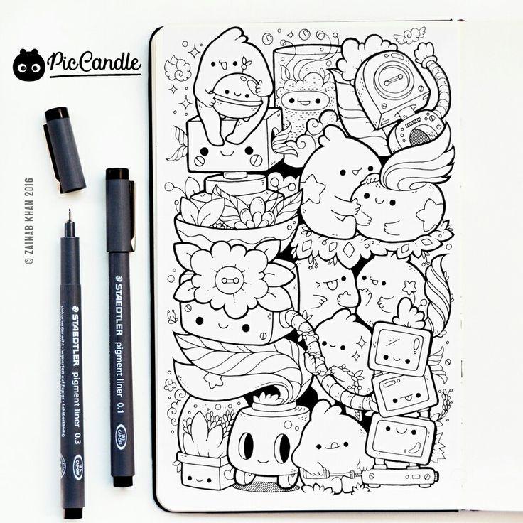 #doodle by #piccandle 30DEC16