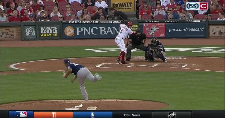 Jun 27, 2017 at 11:16p ET   Hamilton, Duvall, and Mesoraco get the Reds on the board early.  More FOX Sports Ohio Videos    Cody Allen on Adrian Beltre's go-ahead homer in the ninth: 'He got me' 15 mins ago     Despite outcome, Mike Clevinger feels that he can build off start...
