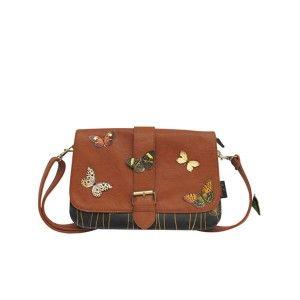 Bolso bandolera mariposas colección Bohemia Disaster Designs