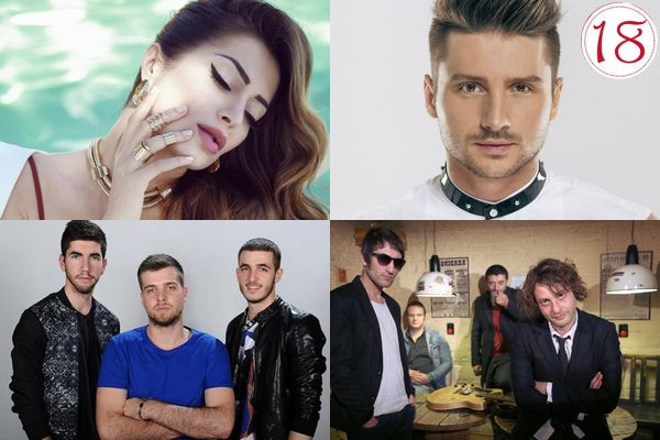 POLL: Which Eurovision 2016 artist are you most excited about?