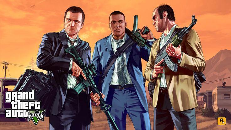 Grand Theft Auto V Gta5 : Cont rockstar social furat