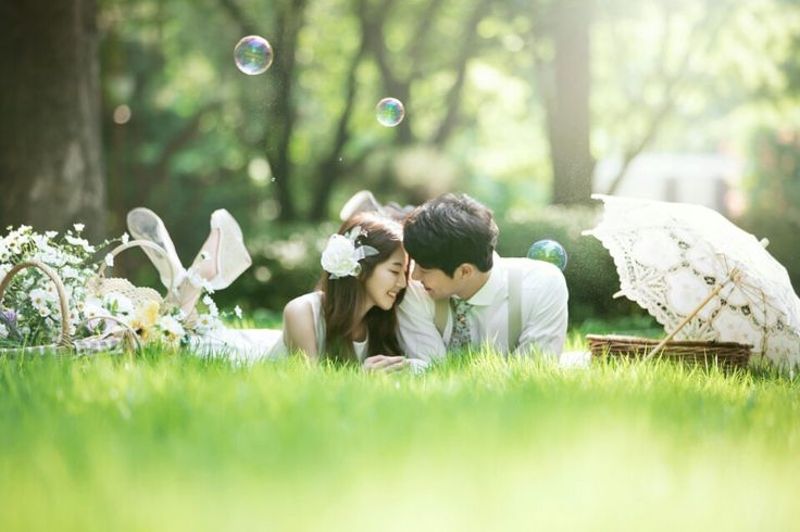 Korea Pre-Wedding Photography in Studio & Dosan Park, Seoul by May Studio on OneThreeOneFour 30