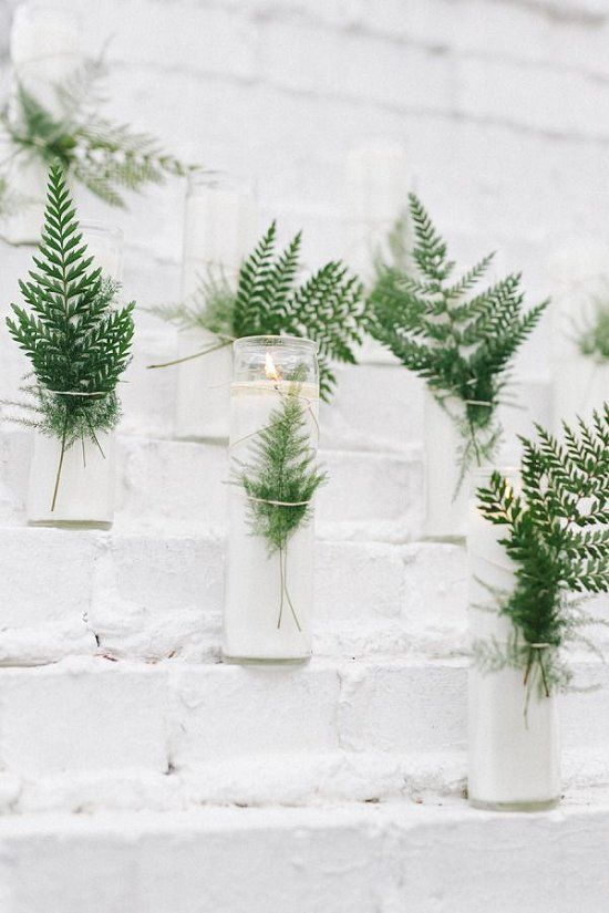 1000 ideas about greenery decor on pinterest wedding for Wedding greenery ideas