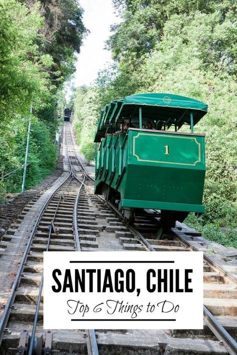 Santiago, Chile is a very walkable city to explore with many attractions and awesome food. Check out these top 5 things to do in Santiago, Chile! | http://www.eatworktravel.com - The luxury, adventure couple!