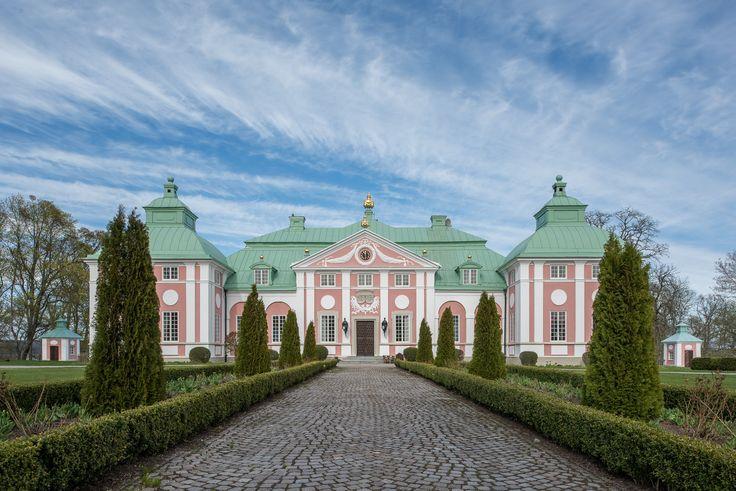 Ållonö Palace, Sweden. Skeppsholmen Fastighetsmäkleri Sotheby's Realty