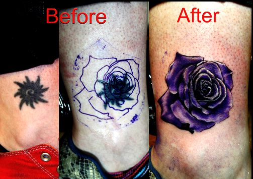 tattoo cover up that is not bigger - Google Search