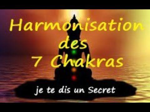 Harmonisation et Nettoyage des 7 Chakras _ Connexion Divine - YouTube