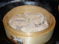 Moon Dumplings (aka Chinese chicken dumplings)
