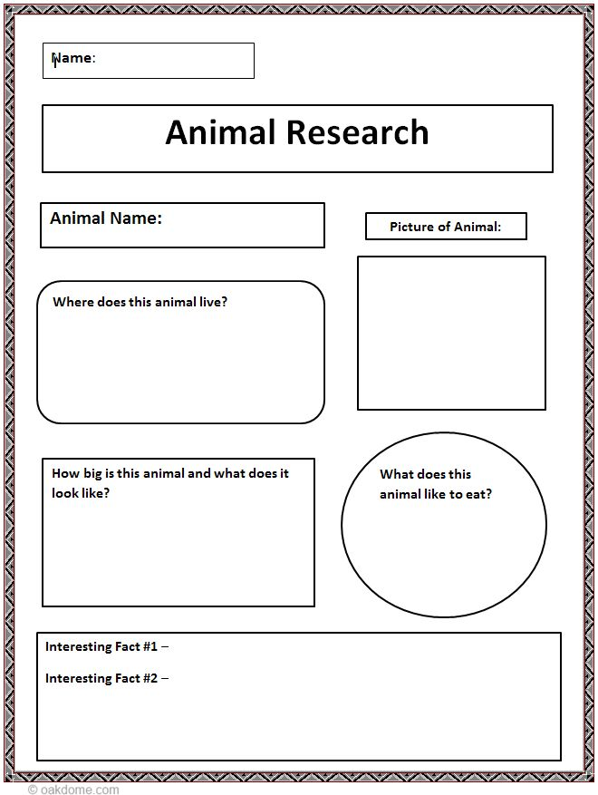 Animal testing research paper topics