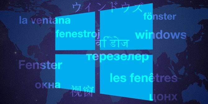 How to Change the Default Language