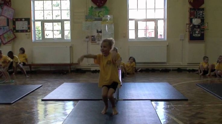 Sport Mad PPA Curriculum Gymnastics PE Teaching.mov