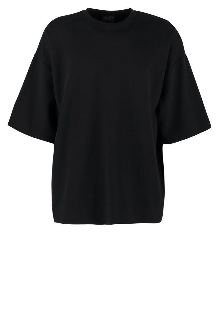 Fenty PUMA by Rihanna TShirt basic black Bekleidung bei Zalando.de | Material Oberstoff: 91% Baumwolle, 9% Nylon | Bekleidung jetzt versandkostenfrei bei Zalando.de bestellen!