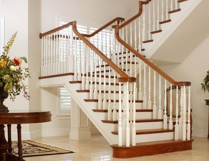 90 best Stairs in Homes images on Pinterest | Future house, Dreams ...