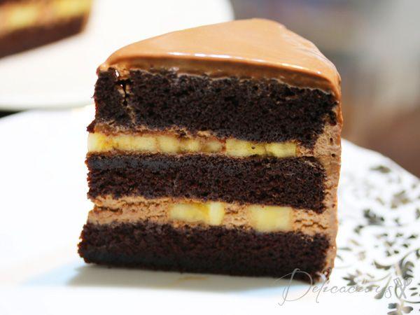 Banana Walnut Cake Recipe Nigella Lawson
