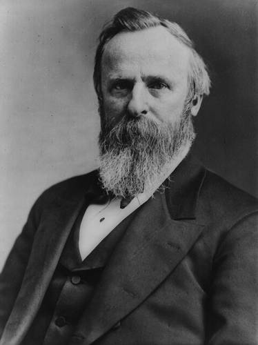 19th President of the United States, Rutherford B. Hayes (Delaware, OH) - Also served as Governor of OH, a US Representative, was a Major General for the Union in the Civil War, and was one of the founders of The Ohio State University