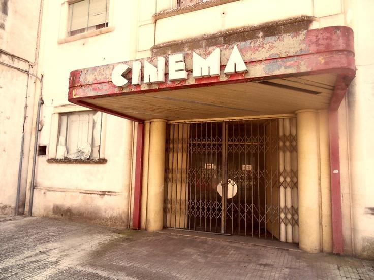Old cinema   Galatina ( Italia )
