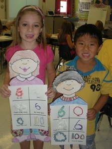 Math About Me- good idea for kg or gr.1 for first week of school. I have _ letters in my name, I am _ years old, I have lost _ teeth, I have _ brothers and _sisters, I have _ pets, My phone number is _...