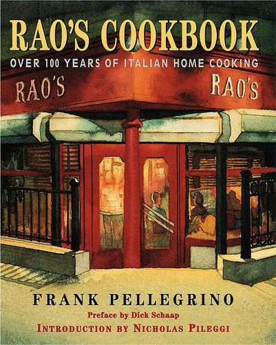 Rao's BUY THIS  its the best italian cookbook you could own. Give it as wedding gifts too