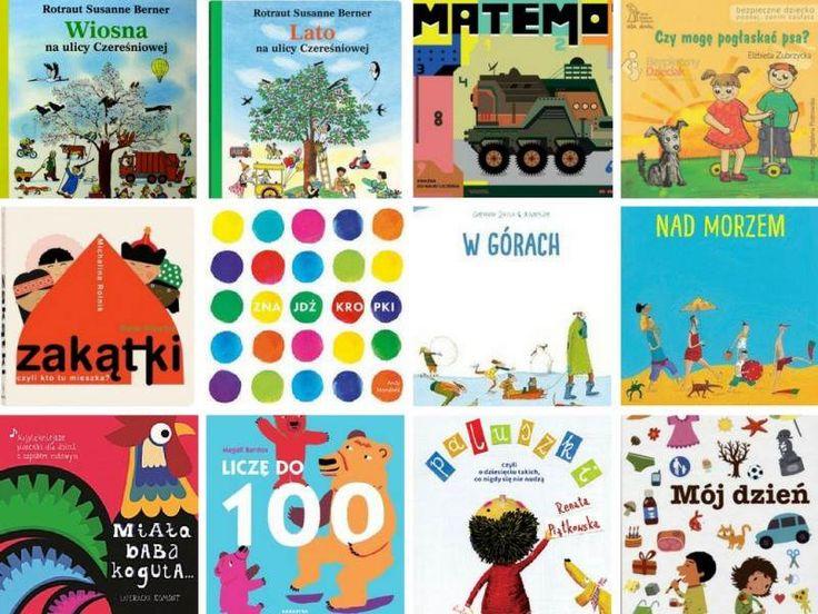 Zebrałam w tym wpisie ponad 250 książeczek edukacyjnych dla niemowląt i małych dzieci. Jasne, że nie musisz mieć ich wszystkich. Tylko kilka.