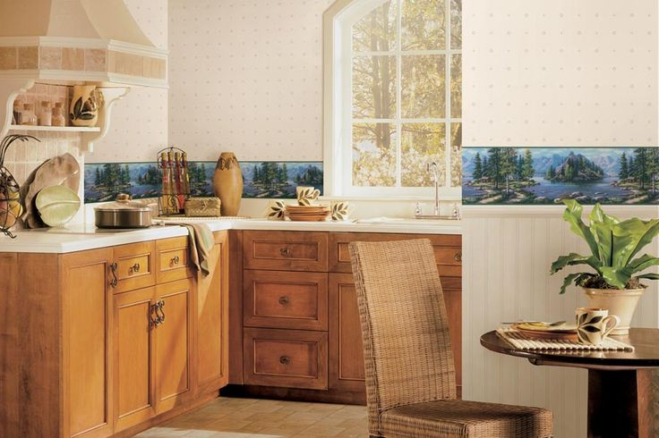 Kitchen Wallpaper | Kitchen Wallpaper Ideas | Kitchen Wall Paper
