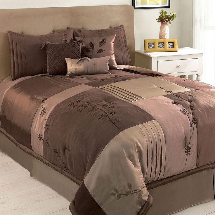 Best 10 Brown Comforter Ideas On Pinterest Brown