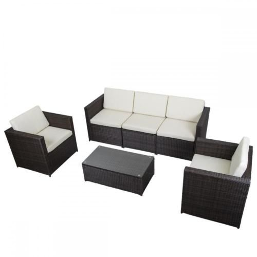 6-PCS-Outdoor-Patio-Sofa-Set-Sectional-Furniture-PE-Wicker-Rattan-Deck-Couch-F15