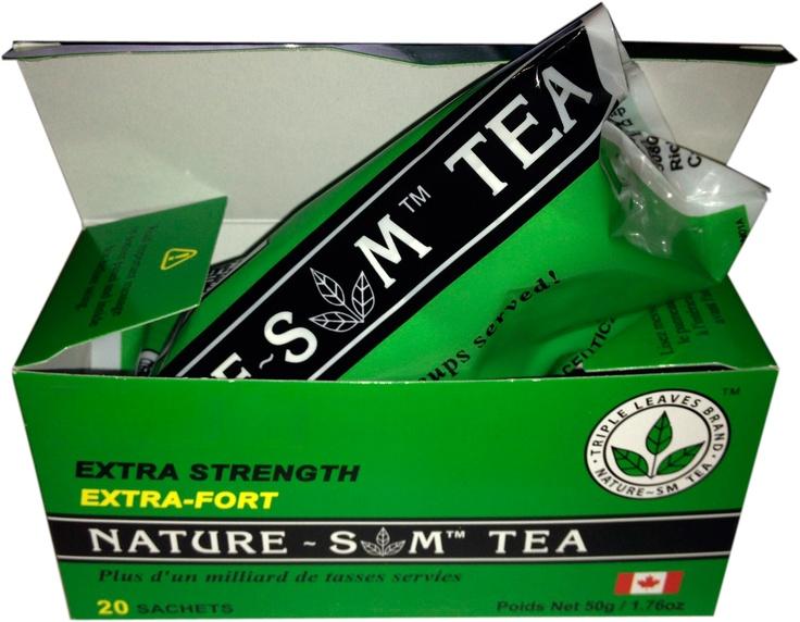 Nature Slim Tea Extra Forte (20 infusettes) - Nature Slim Tea - Santé Bio Europe