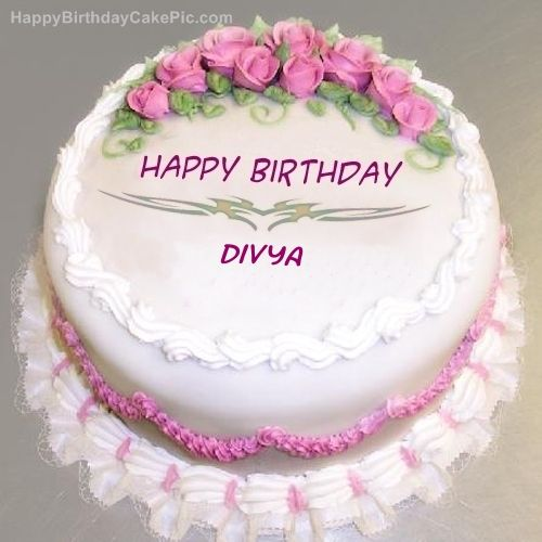 Cake Images With Name Divya : 1000+ images about Torte on Pinterest Birthday cakes ...